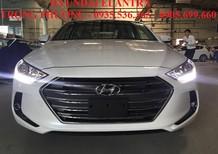 Hyundai Elantra 2017 đà nẵng , màu trắng,LH 24/7 : TRỌNG PHƯƠNG - 0935.536.365