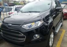 Bán xe Ford EcoSport năm 2016, màu đen, đầy đủ đồ chơi
