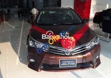 Bán Toyota Corolla Altis 2.0AT 2016, màu nâu