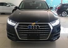 Bán Audi Q7 đời 2016, màu đen, nhập khẩu nguyên chiếc