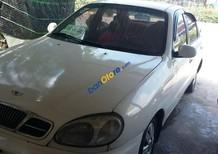 Bán Daewoo Lanos năm 2001, màu trắng còn mới, giá 109tr