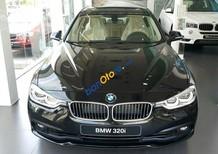 Bán xe BMW 320i sản xuất 2017, màu đen, nhập khẩu