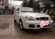 Bán Daewoo Lanos sản xuất 2001, màu trắng chính chủ giá cạnh tranh