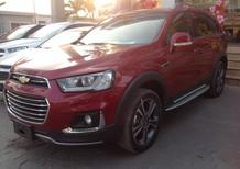 Chevrolet Captiva REVV lịch lãm, sang trọng, an toàn cho mọi gia đình
