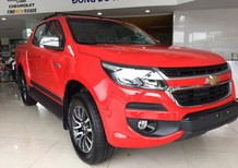 Cần bán xe Chevrolet Colorado LTZ đời 2017, màu đỏ, nhập khẩu giá cạnh tranh