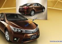 Bán Toyota Corolla altis 1.8G sản xuất năm 2016, màu nâu