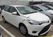 Bán Toyota Vios 1.5E năm sản xuất 2016, màu trắng