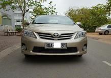 Cần bán lại xe Toyota Corolla altis G đời 2013, số tự động