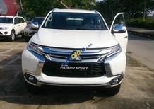 Bán Mitsubishi Pajero Sport Prenium phiên bản 2017, nhập khẩu, có trả góp