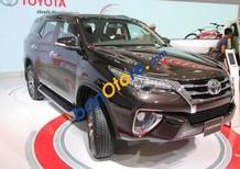 Cần bán xe Toyota Fortuner G đời 2018, màu nâu, nhập khẩu chính hãng