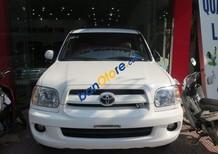 Bán Toyota Sequoia AT đời 2007, màu trắng