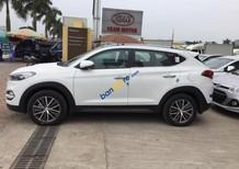 Bán xe Hyundai Tucson đời 2017, màu trắng, nhập khẩu chính hãng. Liên hệ: 0905976950