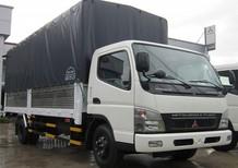 Bán xe tải Mitsu Fuso 1T9 ( Mitsu 1.9 Tấn) xe mới 2018, màu bạc