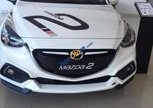 Mazda Vũng Tàu - Bán Mazda 2 1.5L 2017- Giá tốt hỗ trợ ngân hàng 85%