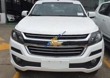 Bán ô tô Chevrolet Colorado LTZ 2017, màu trắng, nhập khẩu chính hãng