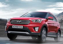 Hyundai Creta 1.6 AT, nhập khẩu nguyên chiếc