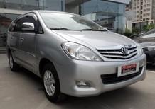 Toyota Cầu Diễn bán Innova G 2009 màu bạc