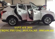 Bán Hyundai Santa Fe đà nẵng,LH : TRỌNG PHƯƠNG – 0935.536.365, Hỗ trợ vay 90% xe