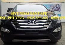 Bán xe Hyundai Santa Fe đà nẵng , màu đen,LH : TRỌNG PHƯƠNG – 0935.536.365, Xe tiết kiệm nhiên liệu
