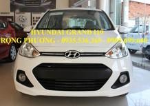 Cần bán xe Hyundai i10 2018  Đà Nẵng, màu trắng, LH: Trọng Phương – 0935.536.365, hỗ trợ vay trả góp 90% giá trị xe