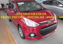 Mua xe trả góp Hyundai i10 đà nẵng, LH: Trọng Phương – 0935.536.365, khoang nội thất rộng rãi, nhiều tính năng tiện nghi