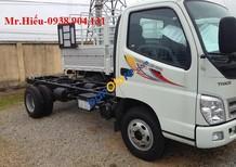 Bán xe tải Thaco Ollin 500B, 5 tấn Trường Hải - LH Mr. Hiếu 0938.904.131