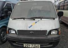 Xe Toyota Hiace năm 1998, màu xanh lam, giá tốt