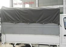 Bán xe tải nhẹ Hyundai 850 kg, thùng mui bạt, mới 100%, đời 2016