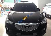 Bán Mazda CX 5 năm sản xuất 2015, màu đen