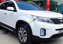 Bán ô tô Kia Sorento GAT đời 2018, màu trắng, hỗ trợ trả góp, LH 0989.240.241