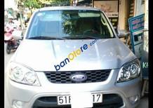 Bán xe Ford Escape năm sản xuất 2009, màu bạc