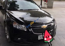 Bán xe Chevrolet Cruze LS năm 2015, màu đen chính chủ
