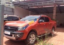 Cần bán lại xe Ford Ranger AT năm sản xuất 2015, màu đỏ