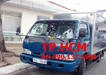 TP. HCM Thaco An Sương Kia K165S sản xuất 2016, màu xanh, nhập khẩu