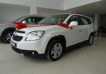 Chevrolet Orlando hỗ trợ vay trả góp 100%, giá ưu đãi đặc biệt