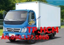 TP. HCM Thaco An Sương OLLIN 345, màu tím, nhập khẩu, giá chỉ 282 triệu