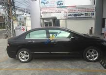 Bán Honda Civic 2.0AT năm sản xuất 2009, màu đen, giá tốt