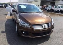 Cần bán xe Suzuki Ciaz 2017, nhập khẩu Thái Lan, hỗ trợ trả góp, 180tr nhận xe.Liên hệ 0934233242