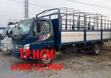 Bán Thaco OLLIN 700B đời 2016, màu xanh lục, xe nhập