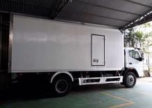 Xe tải Fuso thùng kín bảo ôn nhập khẩu giá tốt giao ngay
