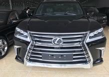 BánLexus LX 570 2016, màu đen, nhập khẩu chính hãng Việt Nam