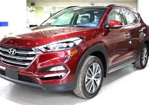 Bán Hyundai Tucson năm 2016, màu đỏ, nhập khẩu