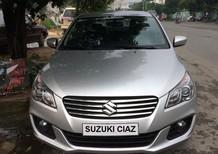 Cần bán xe Suzuki Ciaz 2017, xe nhập từ Thái Lan, giá tốt