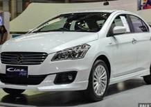 Chỉ 150tr. Nhận ngay xe Suzuki Ciaz đời 2017, nhập khẩu từ Thái Lan
