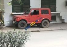 Bán ô tô Suzuki Samirai SJ70 đời 1994, màu đỏ, nhập khẩu