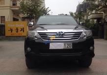 Bán ô tô Toyota Fortuner sản xuất năm 2012 số sàn, giá 812tr