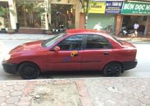 Bán xe Daewoo Lanos sản xuất 2004, màu đỏ
