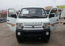 Xe tải Dongben 870kg giá rẻ, màu trắng