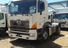 Hino xe đầu kéo 1 cầu trọng tải kéo theo đến 45 tấn