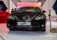 Bán xe Nissan Teana 2017 màu đen, có xe giao ngay tại thời điểm này, giá thỏa thuận